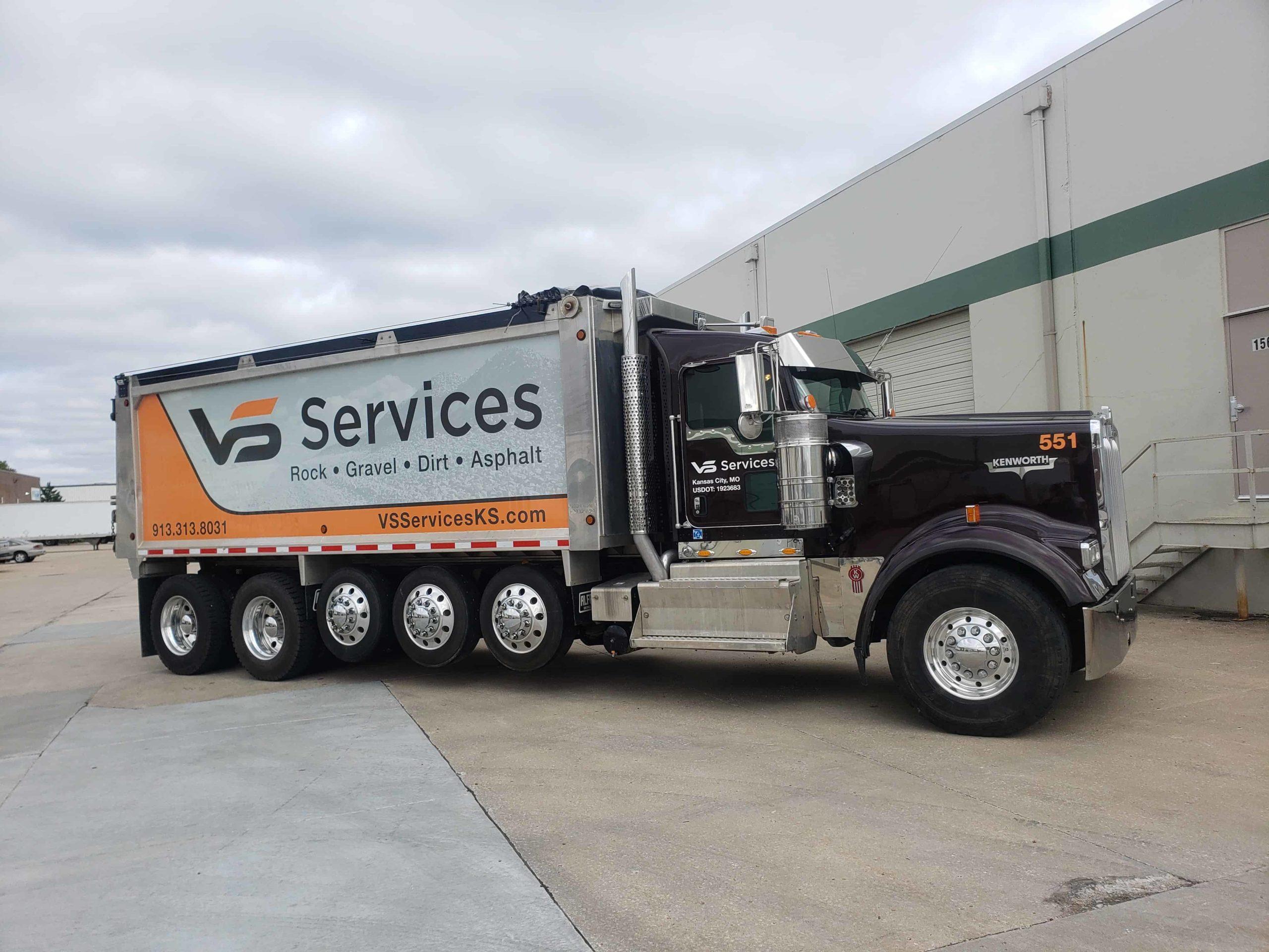 Dump Truck Services 8