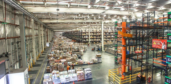 Warehousing & Cross-Docking Kansas City 8